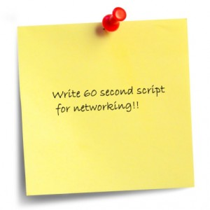 Networking in 60 seconds